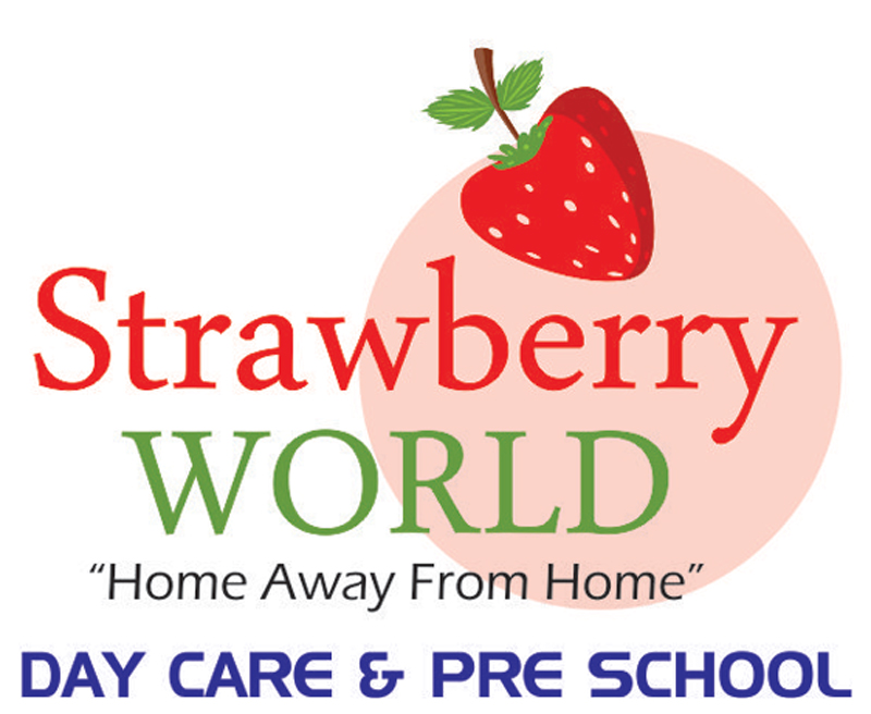 Strawberry World Logo
